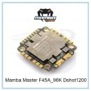 Mạch Điều Tốc Mamba Master F45A_96K Dshot1200