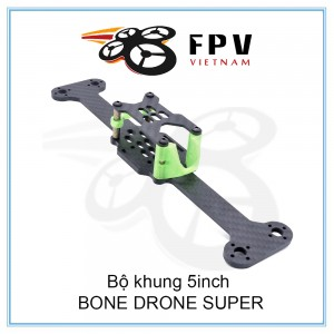 Bộ khung 5inch BONE DRONE SUPER