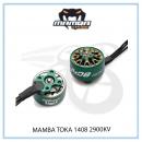 Động Cơ DIATONE Toka 1408 2900Kv Motor   Green