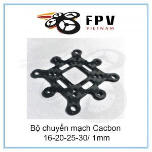 Bộ chuyển mạch Cacbon 16-20-25-30/ 1mm