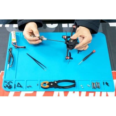 Tấm lót bàn chịu nhiệt Silicon 480 * 340mm chuyên dụng cho FPV