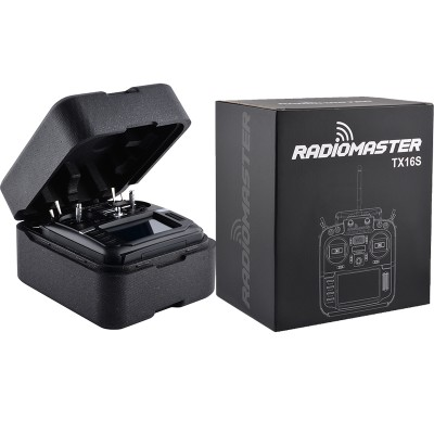 Tay điều khiển Radiomaster TX16S Hall Gimbals