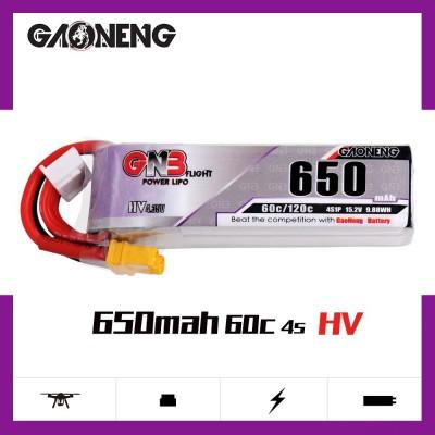 GaoNeng Li-HV 650mAh 4S 60C/120C XT30